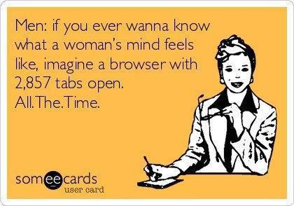 womens brains